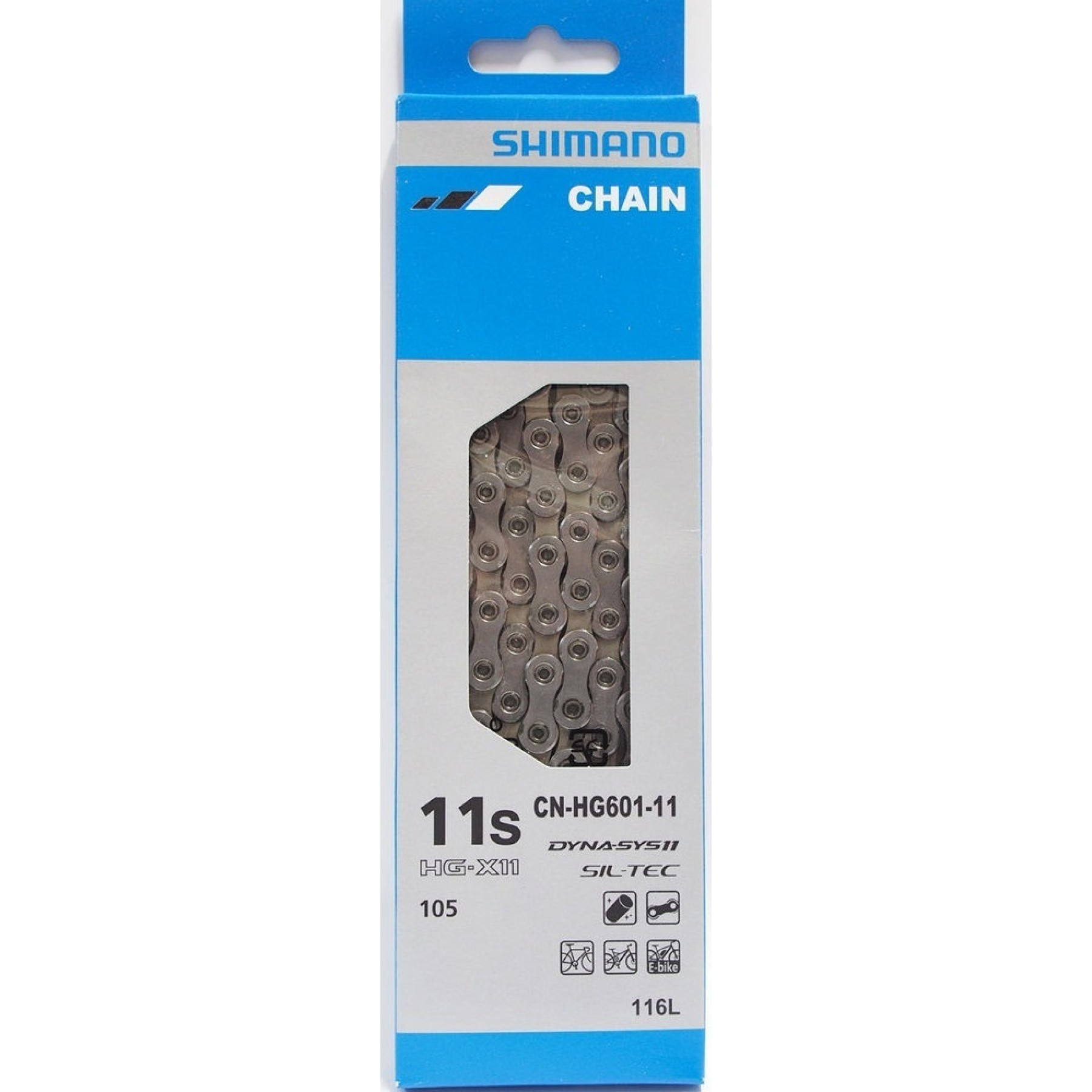 Shimano 105 CNHG601,11SPD,114L