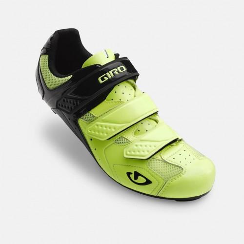 Giro Treble II Road Cycling Shoe (Yellow-black)