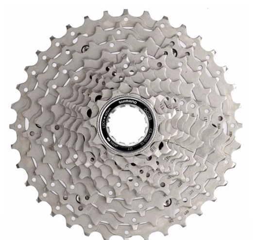 Shimano Deore HG5010, 10 Speed MTB Cassette