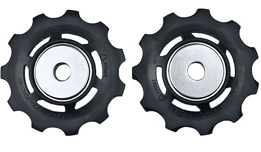Shimano tension and guide pulley set for Ultegra RD-6800 11-speed derailleur