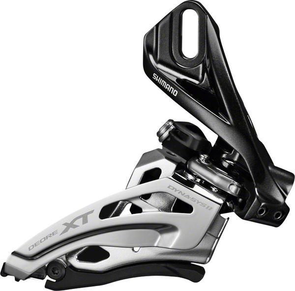 Shimano XT M8000-D 3×11 Direct-Mount, Side-Swing, Front Derailleur