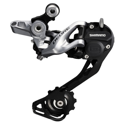 Direct Mount Deore  Rear Derailleur RD-M615-SGS