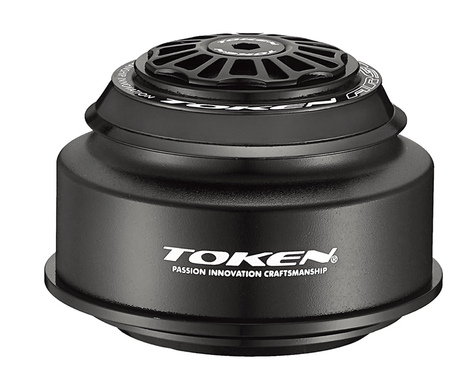HEADSET  TK072 TAPERED HEADSET BLACK
