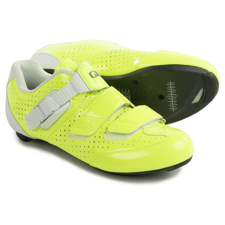 GIRO  Shoes Espada woman( Yellow-White)