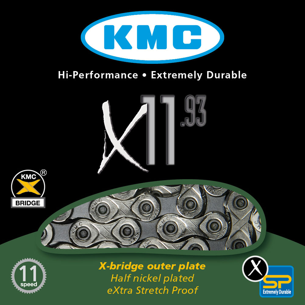 KMC X11.93 11-Speed Chain