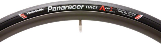 Panaracer Race Type-A Evo 2 Tire 700 x 23C Black