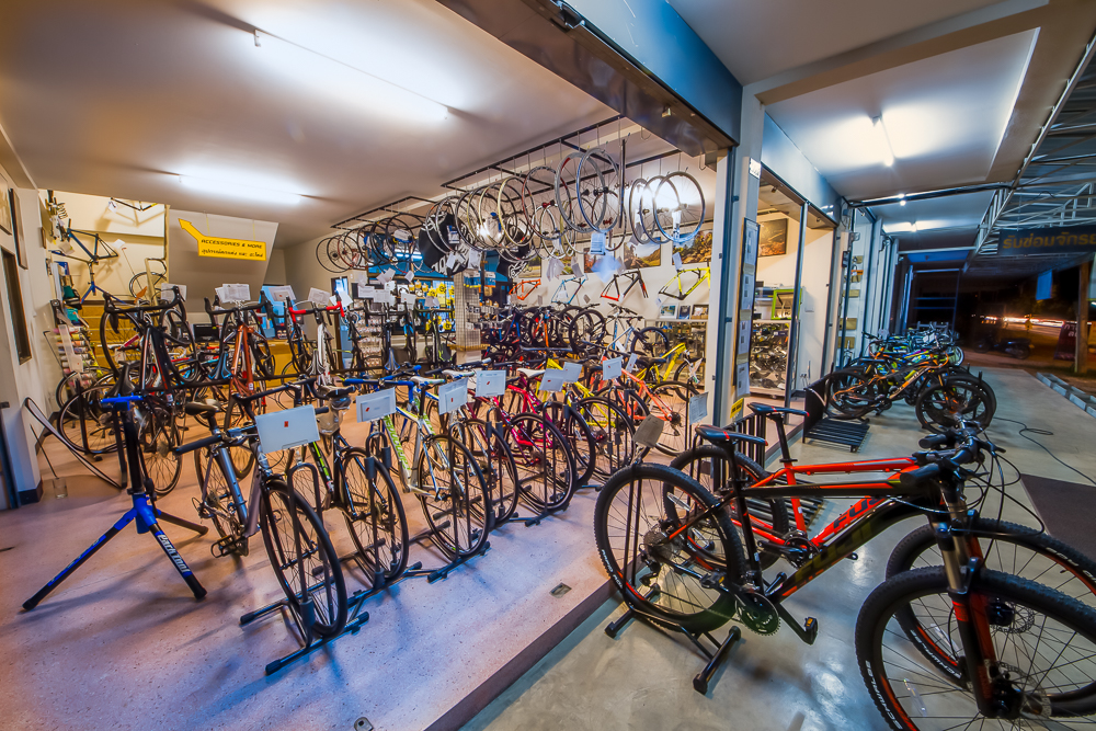 bicycle-addict bicycle-store chiang mai