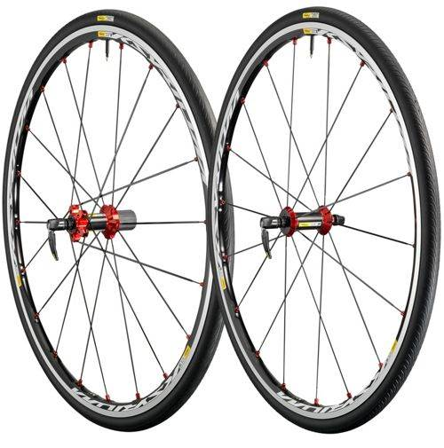 Mavic Ksyrium Elite Red M-25 700C