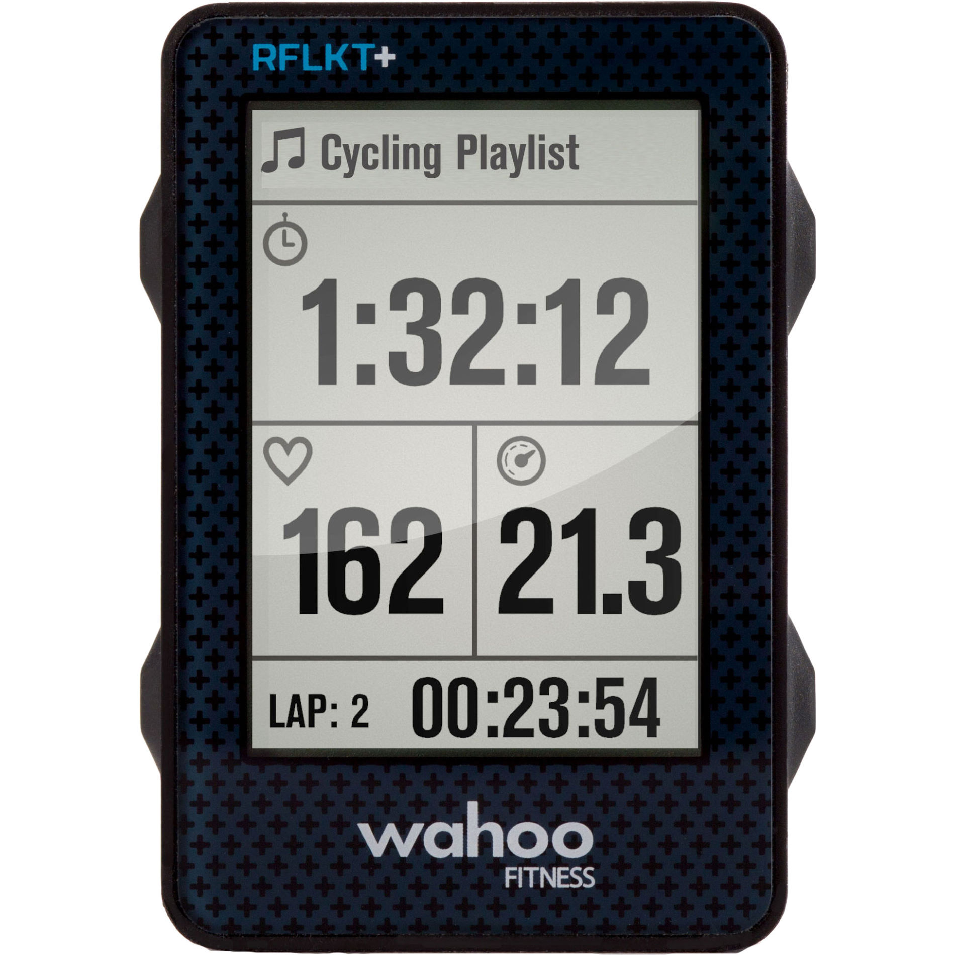 Wahoo RFLKT+ Computer for iPhone and Android