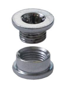 standard nut&bolt set for derailleur hanger