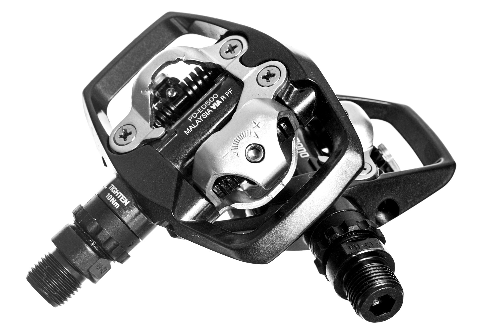 Pedals Shimano PD-ED500 , SPECIAL TOURING