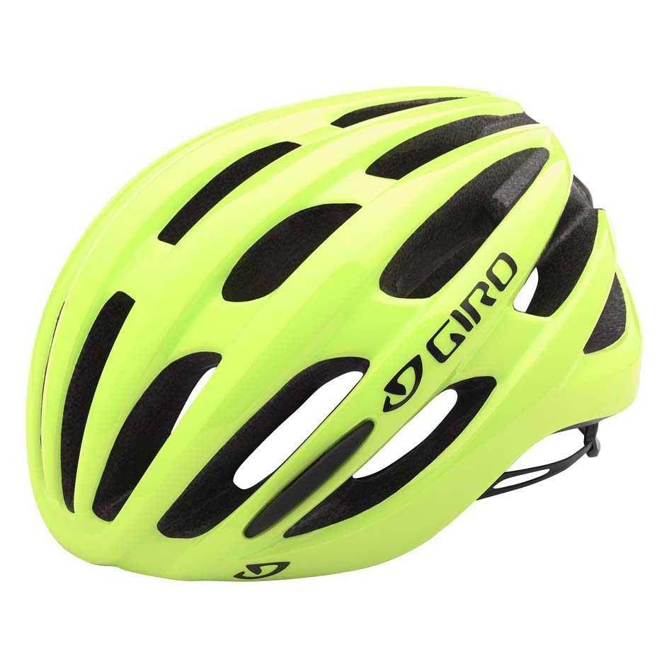 Helmet Giro FORAY HIGHLIGHT YELLOW