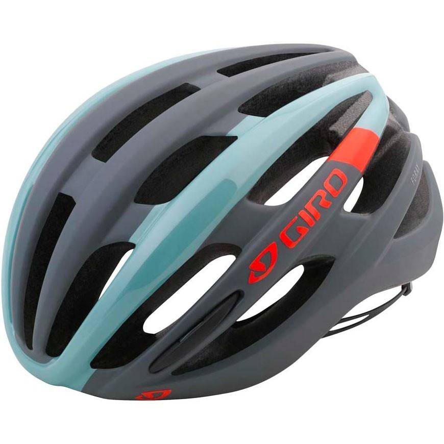 Helmet GIRO FORAY MATTE CHARCOAL / FROST HELMET